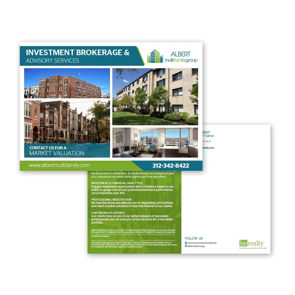 commercial real estate postcards – ml jordan
