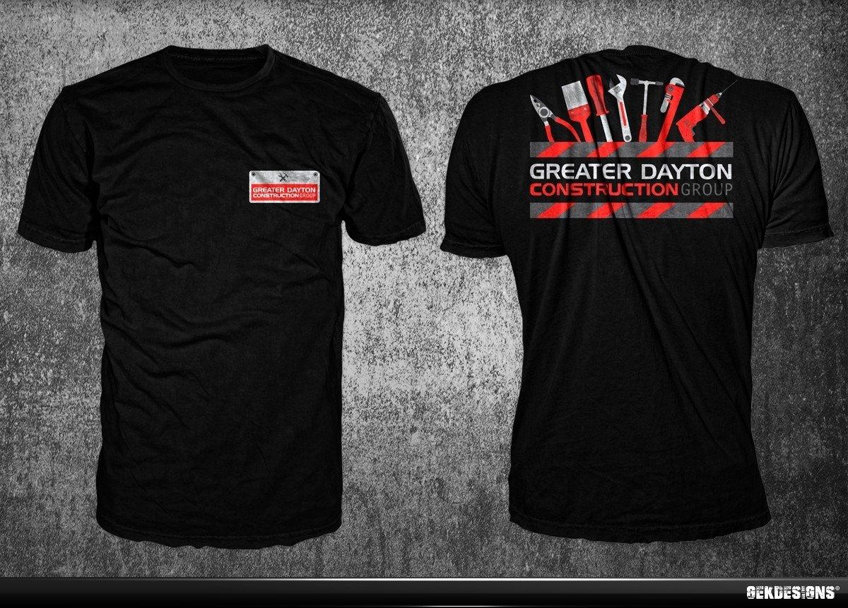 10 Perfect Company T Shirt Design Ideas company t shirt design ideas t shirt design for greater dayton 2021