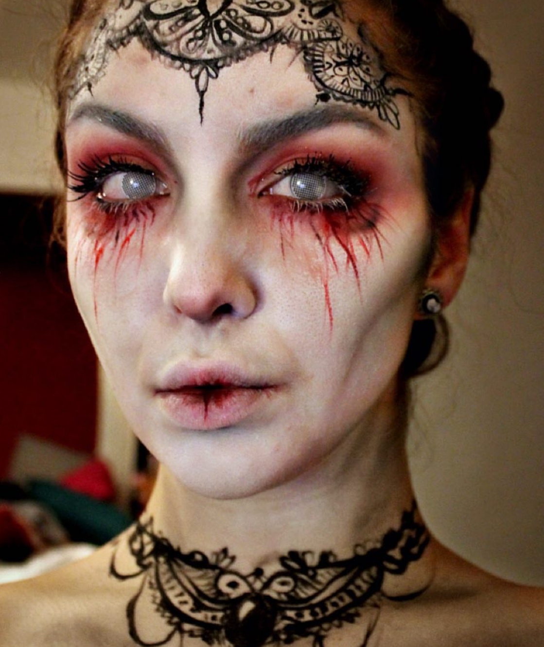 10 Great Devil Makeup Ideas For Women complete list of halloween makeup ideas 60 images halloween 1