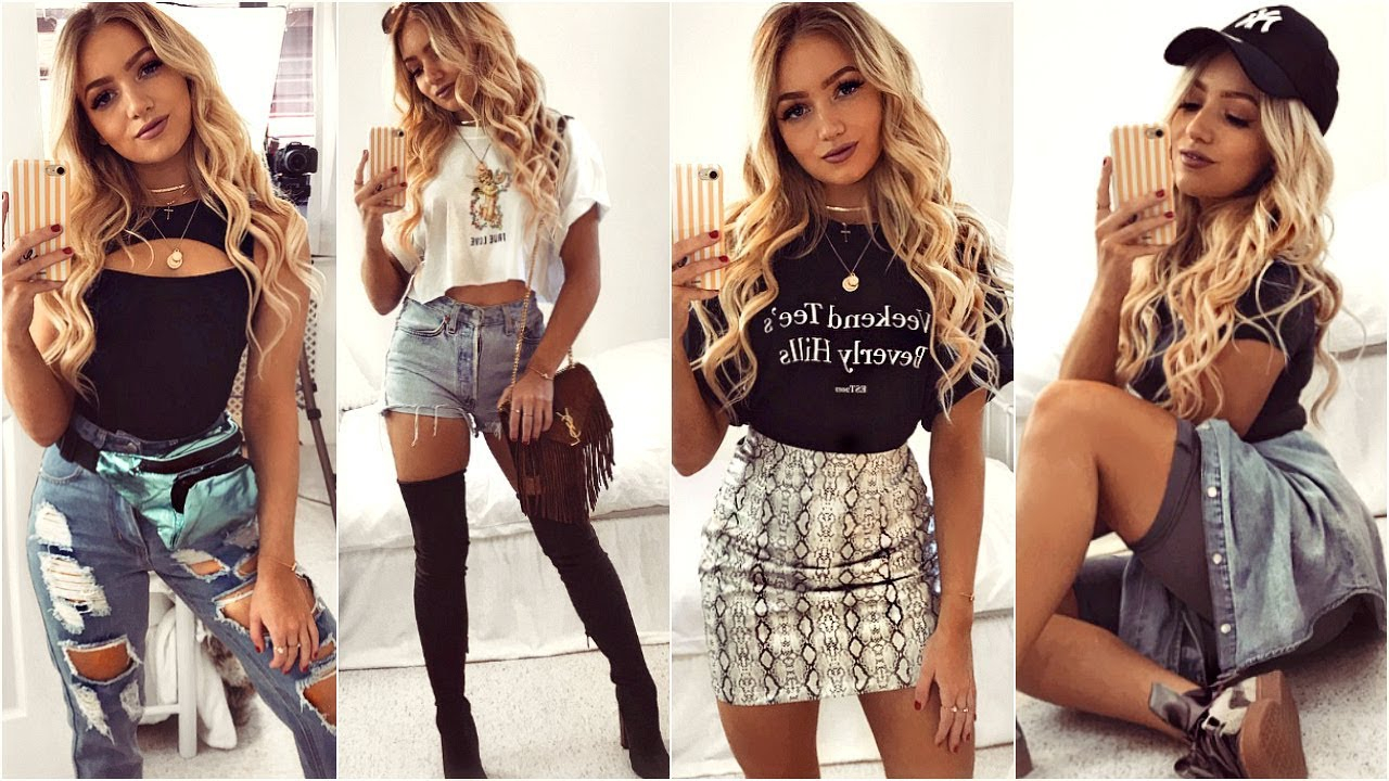 10 Lovable Cute Outfit Ideas For A Concert concert outfit ideas lookbook 2018 youtube