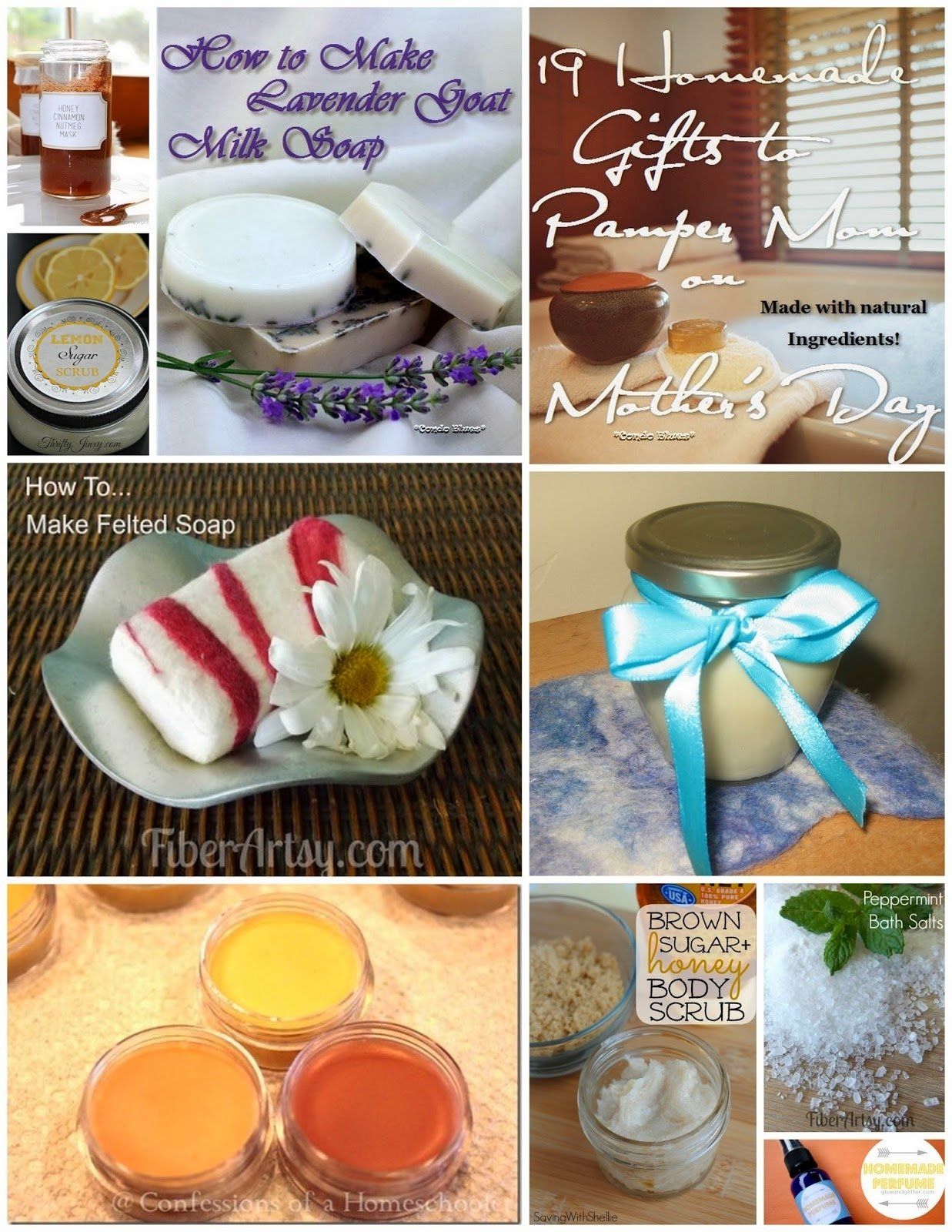10 Lovable Homemade Gift Ideas For Women condo blues 19 homemade gift ideas to pamper mom on mothers day 2020