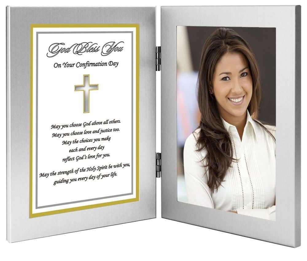 10 Awesome Confirmation Gift Ideas For Boys confirmation gift for girls or boys confirmation frame and poem 2020
