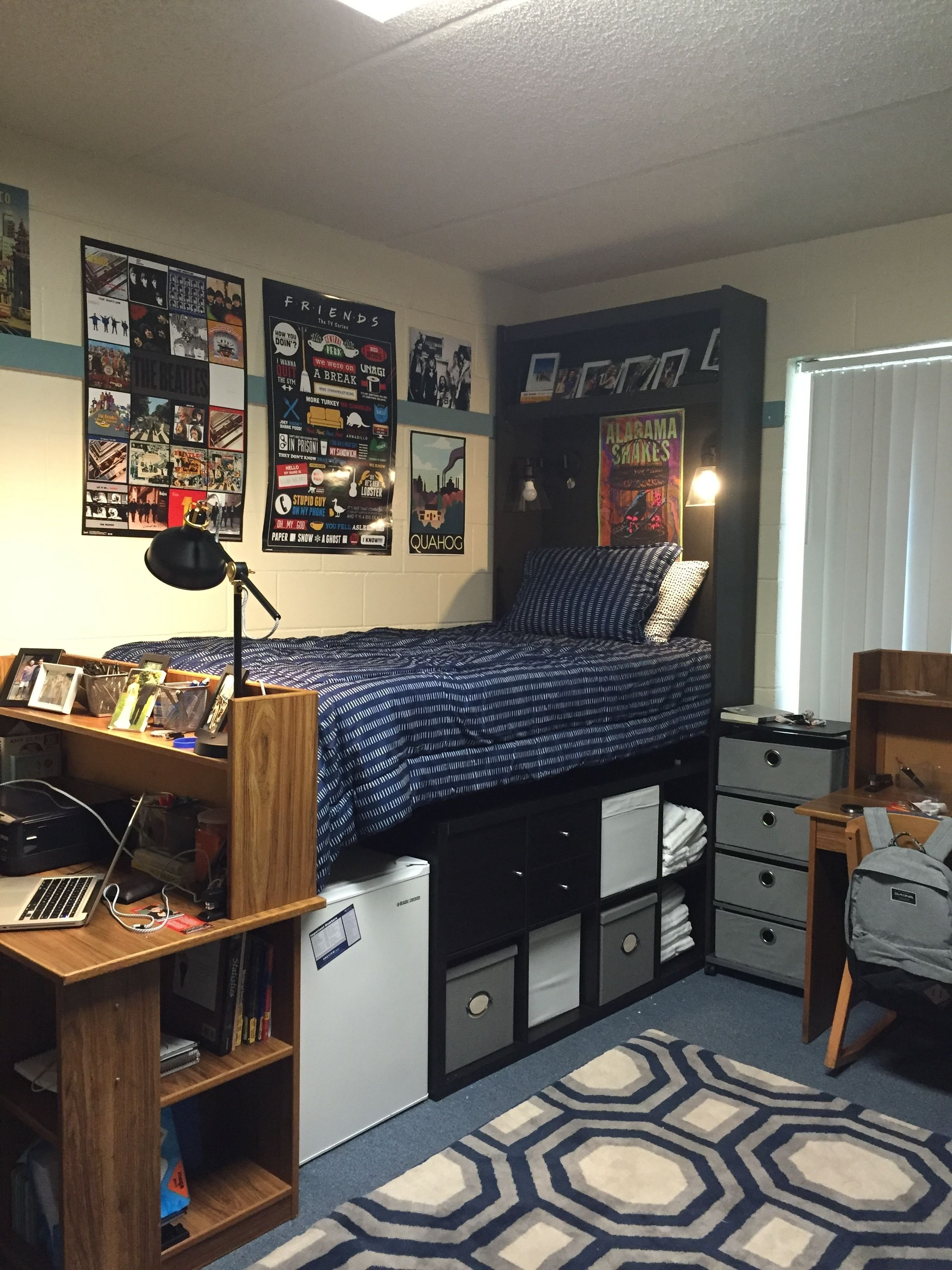10 Fantastic Cool Dorm Room Ideas For Guys connors dorm university of florida teen girl bedroom ideas 1 2020