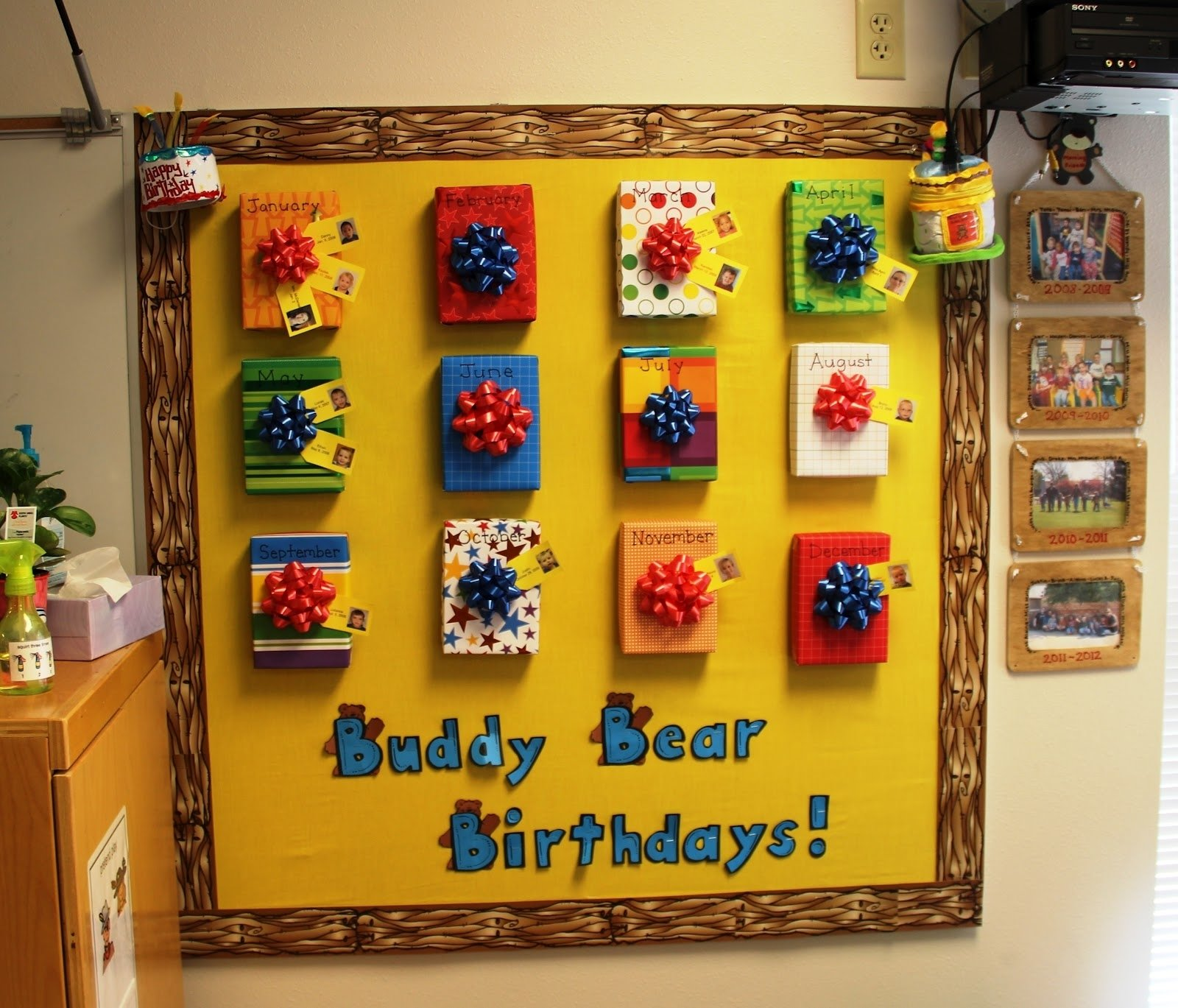 10 Wonderful Happy Birthday Bulletin Board Ideas considerate classroom early childhood special education edition 6 2020