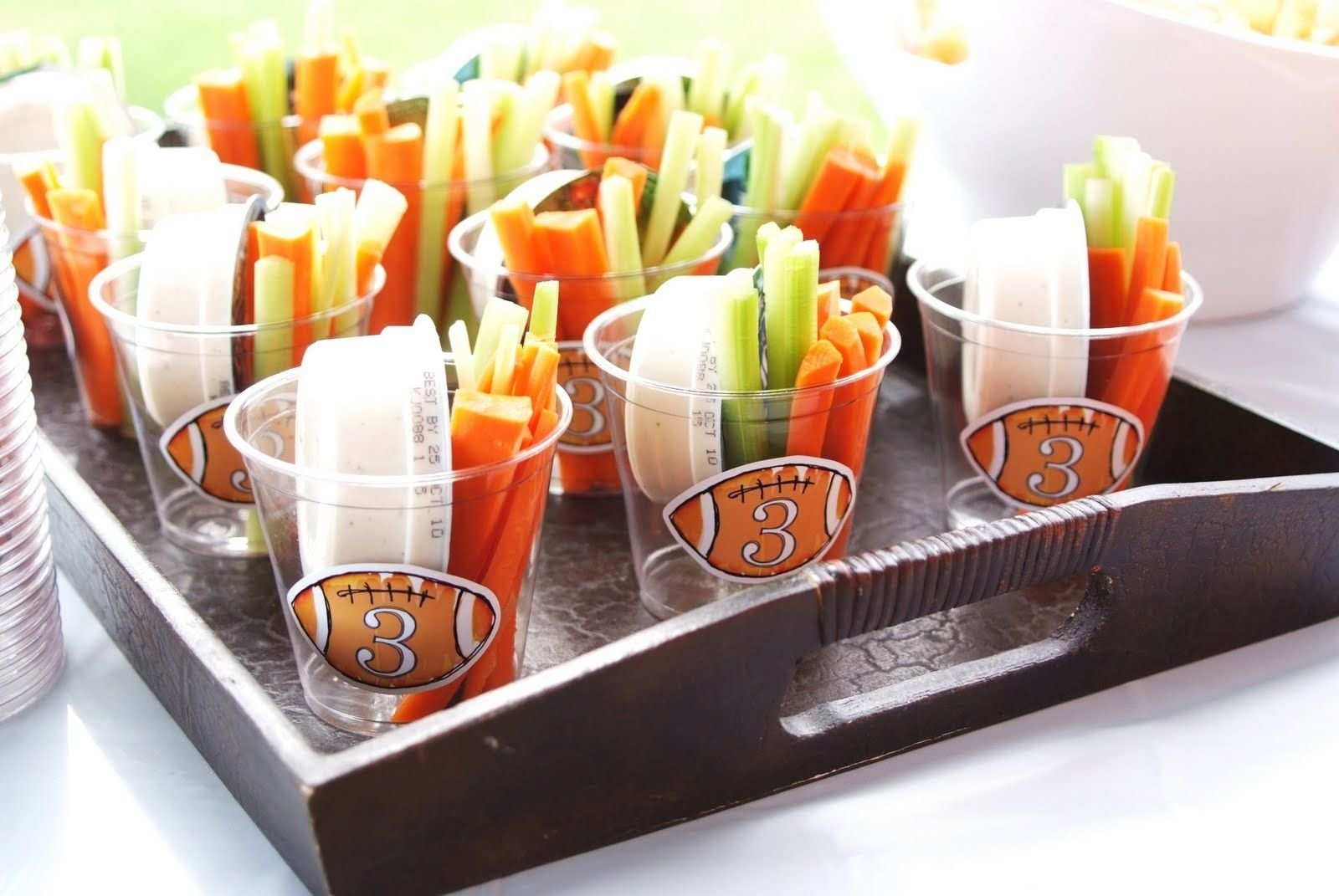 10 Stylish Football Party Ideas For Kids constant in chaos football tailgate birthday party tailgating 2021
