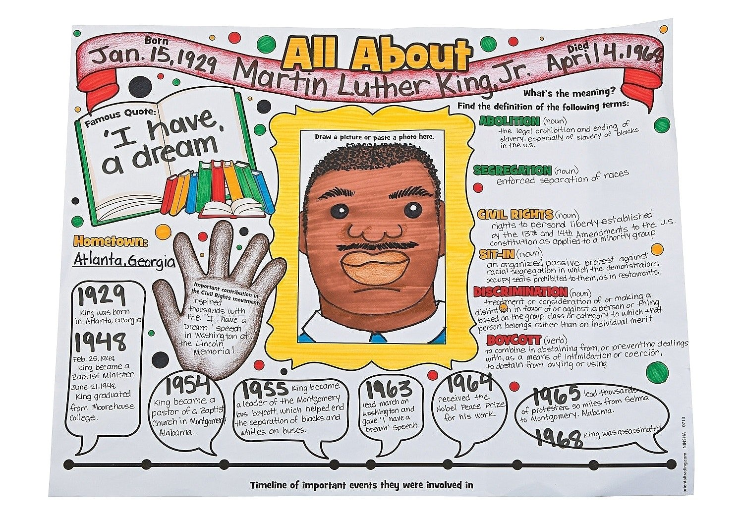 contemporary martin luther king jr posters and attractive ideas of