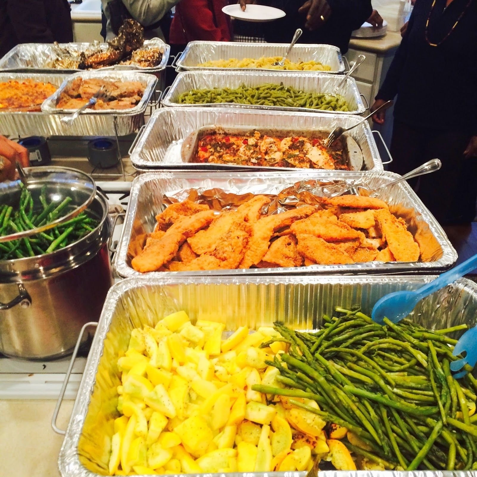 10 Great Dinner Ideas For Large Groups cooking a diverse meal for a large group on a budget forever i 2021