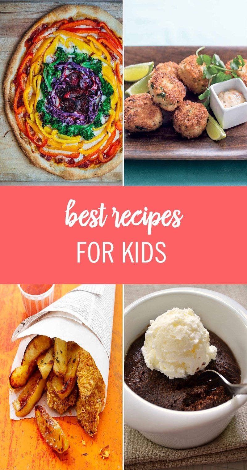 cooking for kids - 50 best recipes for kids and picky eaters