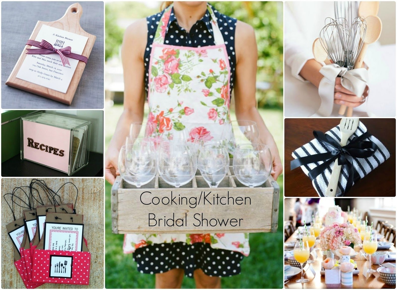10 Stylish Bridal Shower Themes And Ideas cooking or kitchen themed bridal shower inspiration aisle perfect