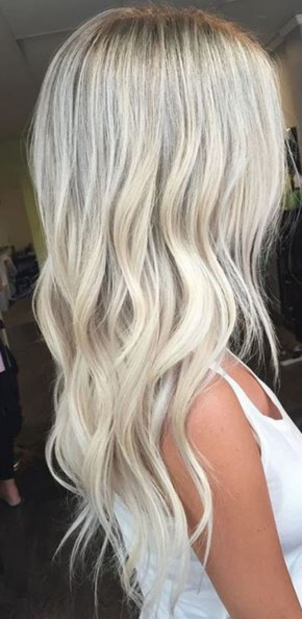 cool 51 pretty blonde hair color ideas from https://www.fashionetter