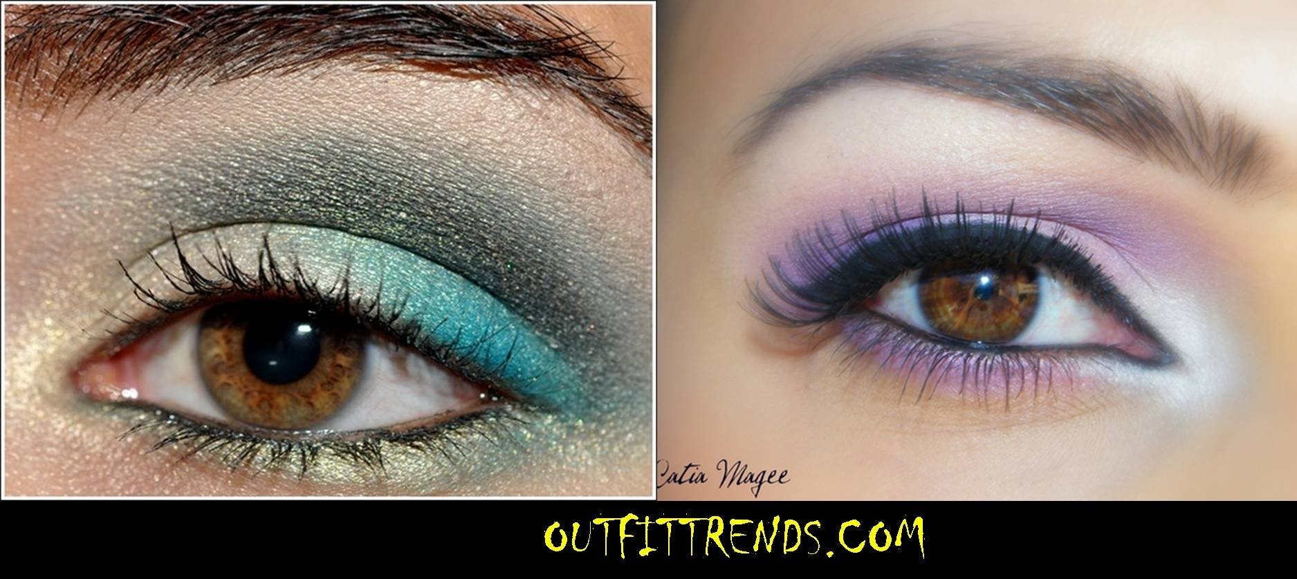 10 Unique Eye Makeup Ideas For Brown Eyes cool and stylish eye makeup ideas for brown eyes 1 2020