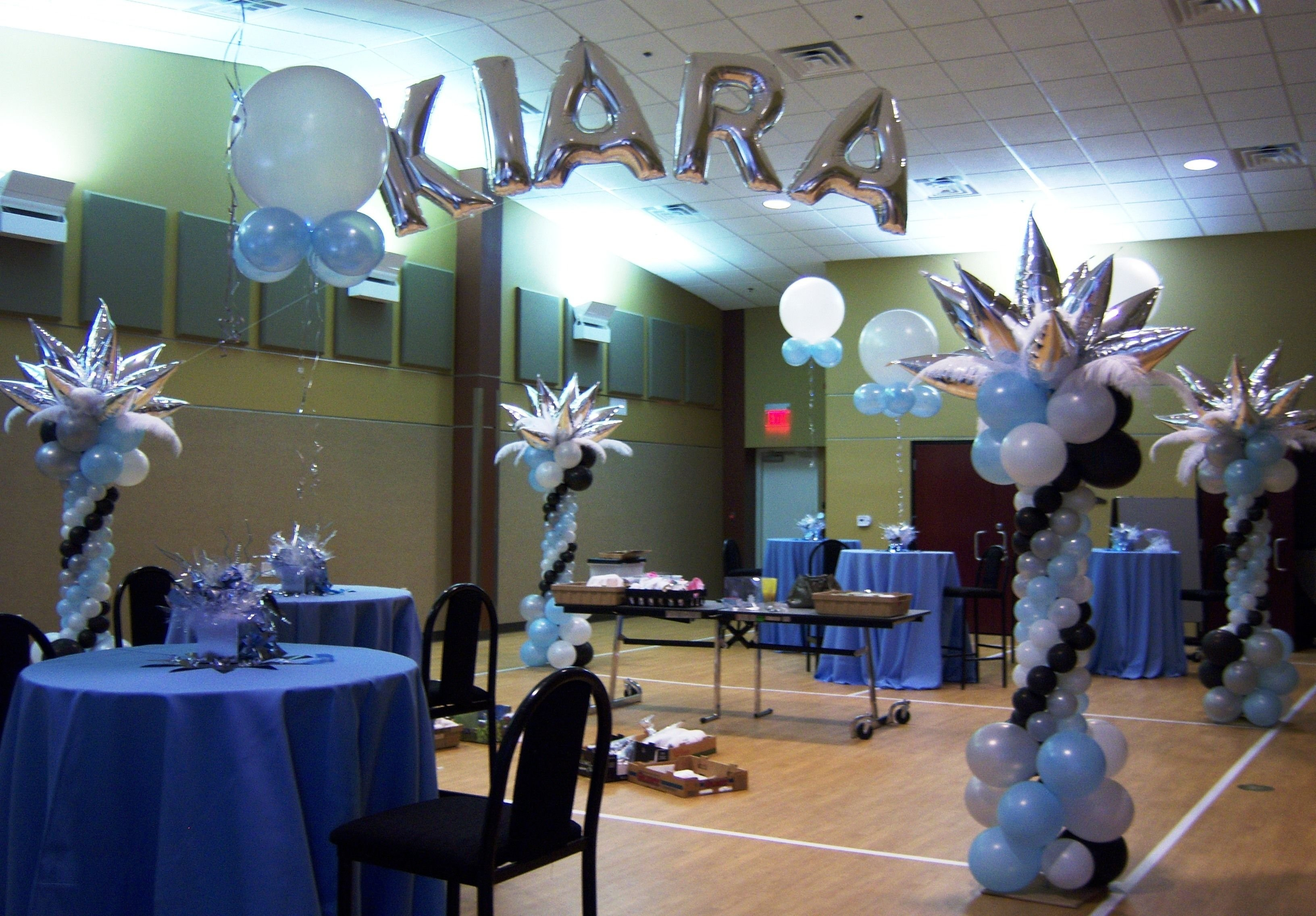 10 Attractive Sweet 16 Party Ideas For Boys cool balloon decorations for sweet 16 party ideas 16th birthday 1 2021