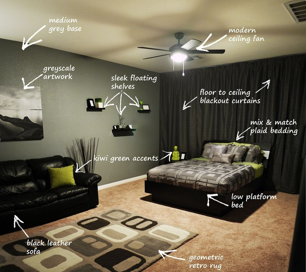 10 Great Room Design Ideas For Guys cool bedroom ideas for guys cool bedroom ideas for guys s bgbc co 2020