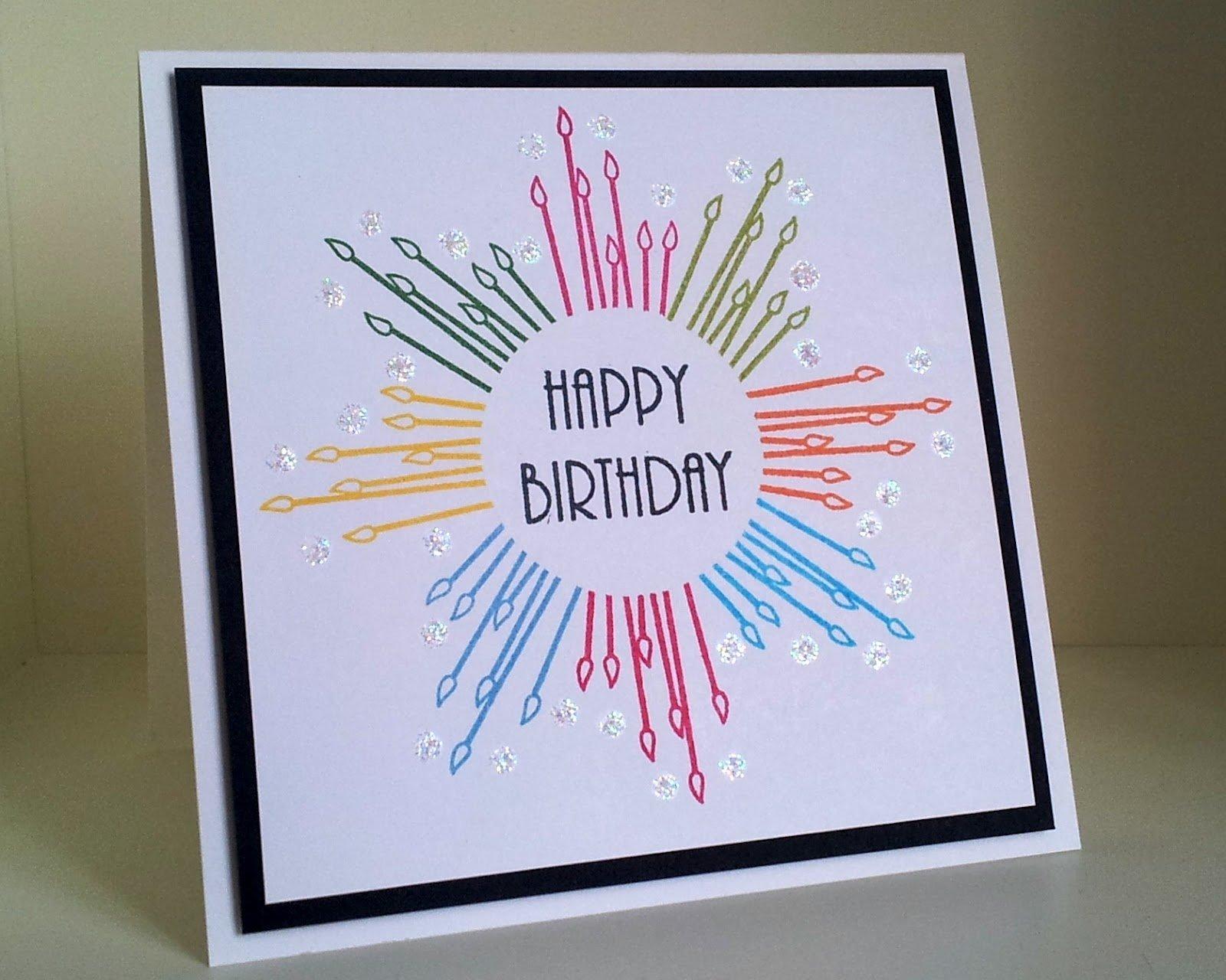 10 Stylish Good Ideas For Birthday Cards cool birthday card ideas inside cool birthday card ideas card 1 2020