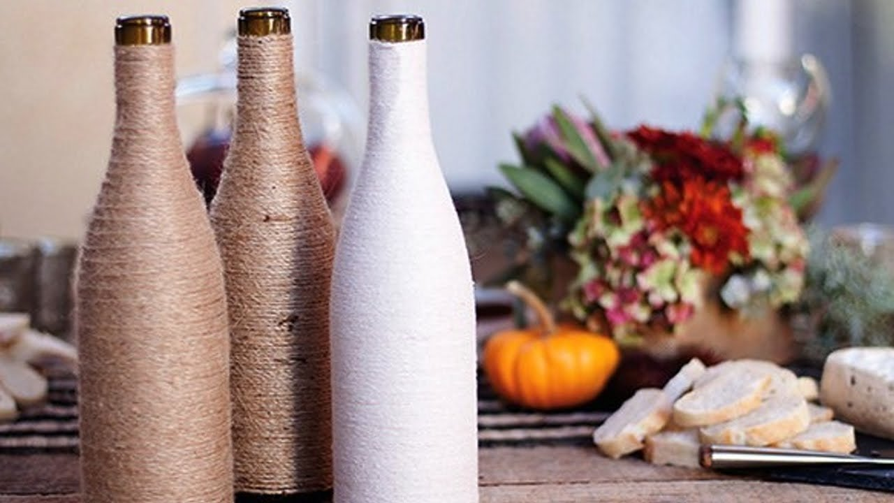 10 Most Popular Craft Ideas For Wine Bottles cool diy crafts made from wine bottles youtube 2020