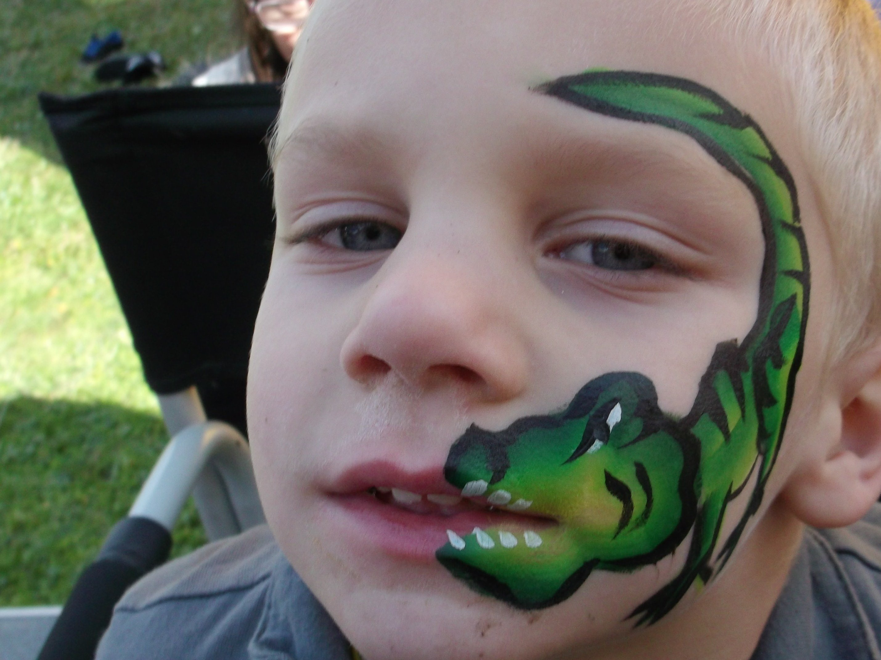 10 Attractive Face Painting Ideas For Boys cool face paint ideas for boys 15 adworks pk adworks pk 1