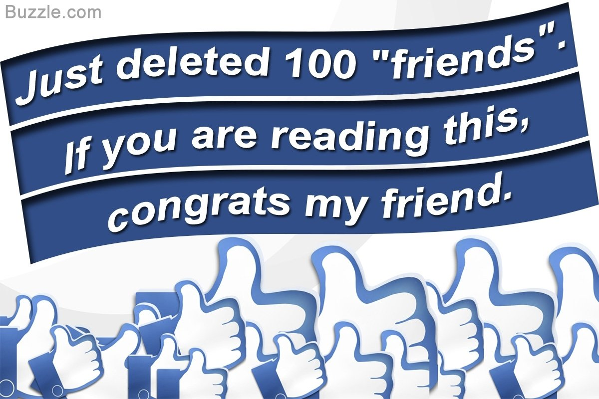 10 Spectacular Like My Status Ideas For Facebook
