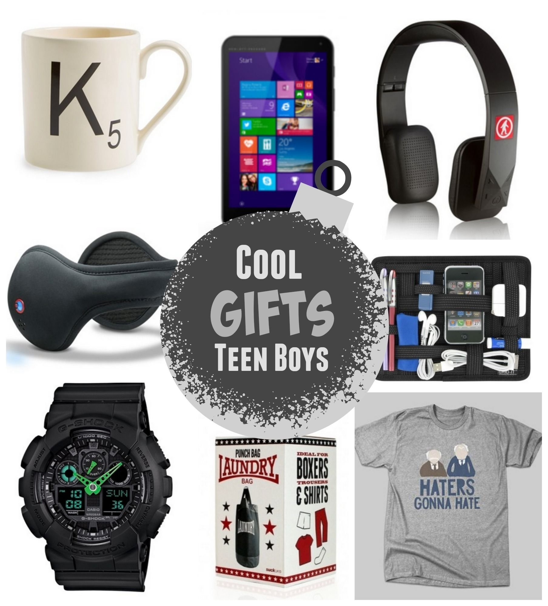 cool gift ideas for teen boys | teen boys, teen and gift
