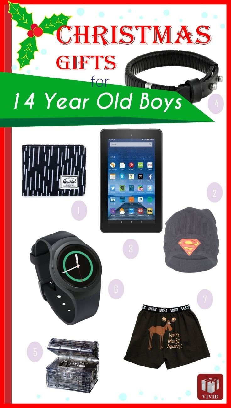 10 Unique Gift Ideas For 14 Year Old Boy