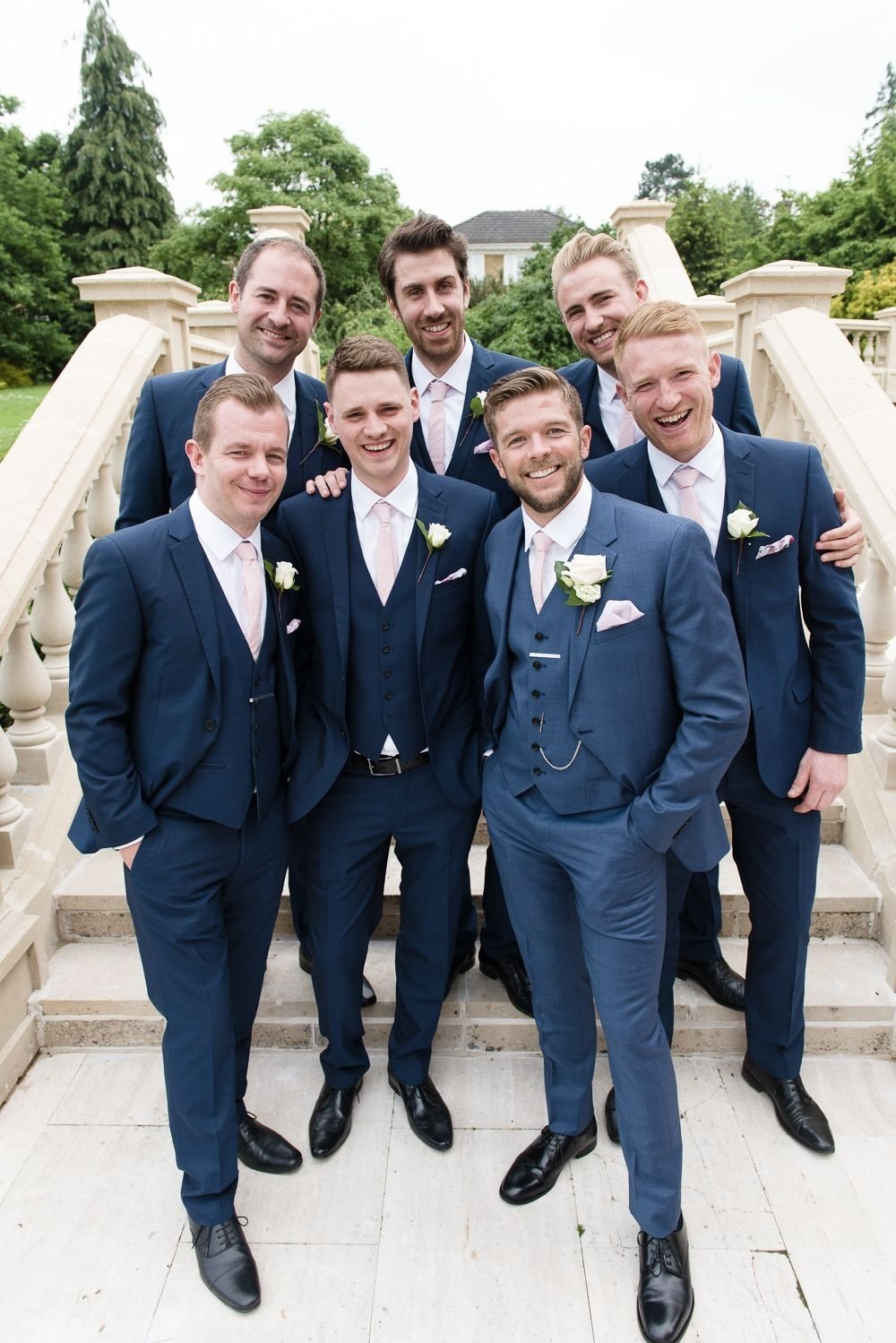 cool groomsmen attire ideas | ted baker suits, classic weddings and
