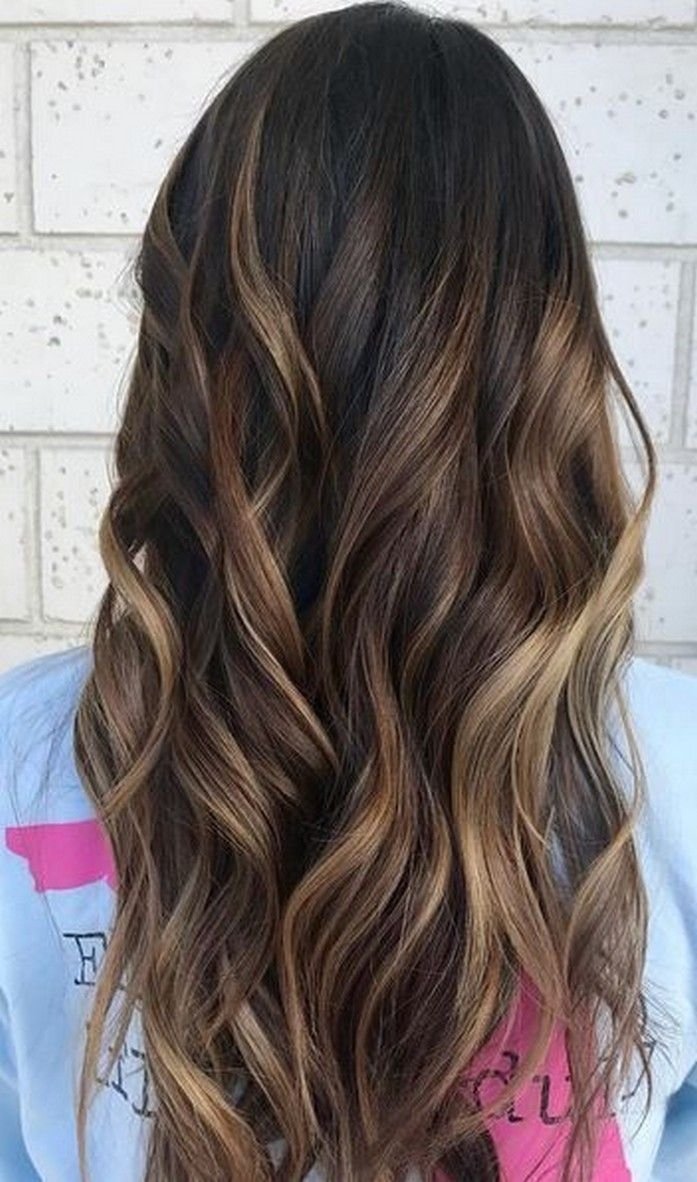 10 Awesome Hair Color Ideas For Brunettes With Highlights cool hairstyles and haircuts ideas long to medium ombre and