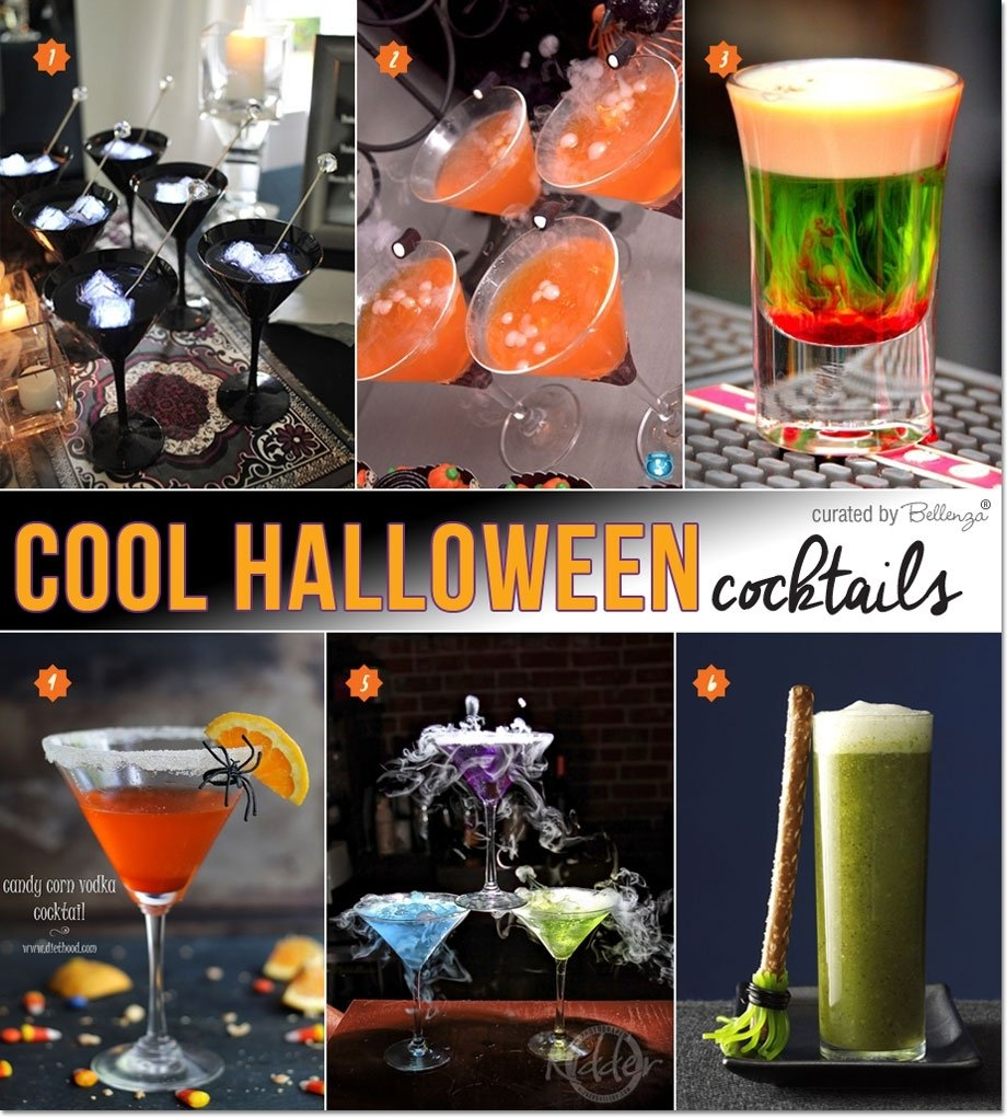 10 trendy halloween party ideas for adults cool halloween cocktails ideas on how to make them