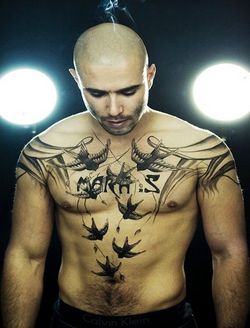 10 Stunning Cool Tattoos Ideas For Guys cool male tattoos very tattoo 1 2020