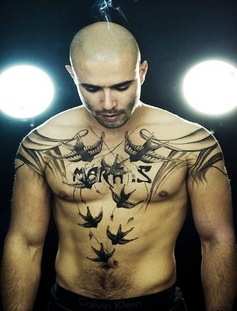 cool male tattoos | very tattoo