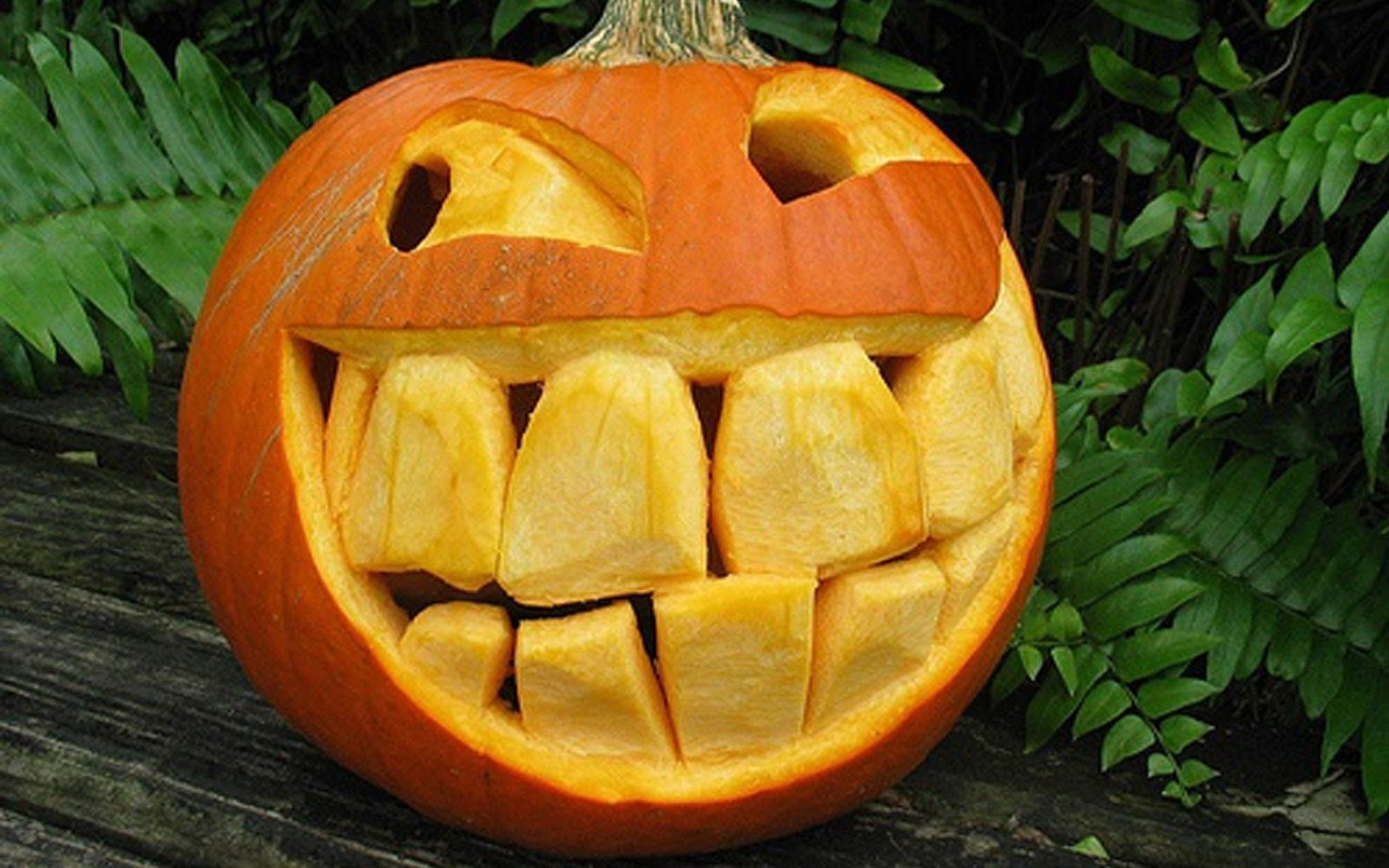10 Wonderful Really Cool Pumpkin Carving Ideas