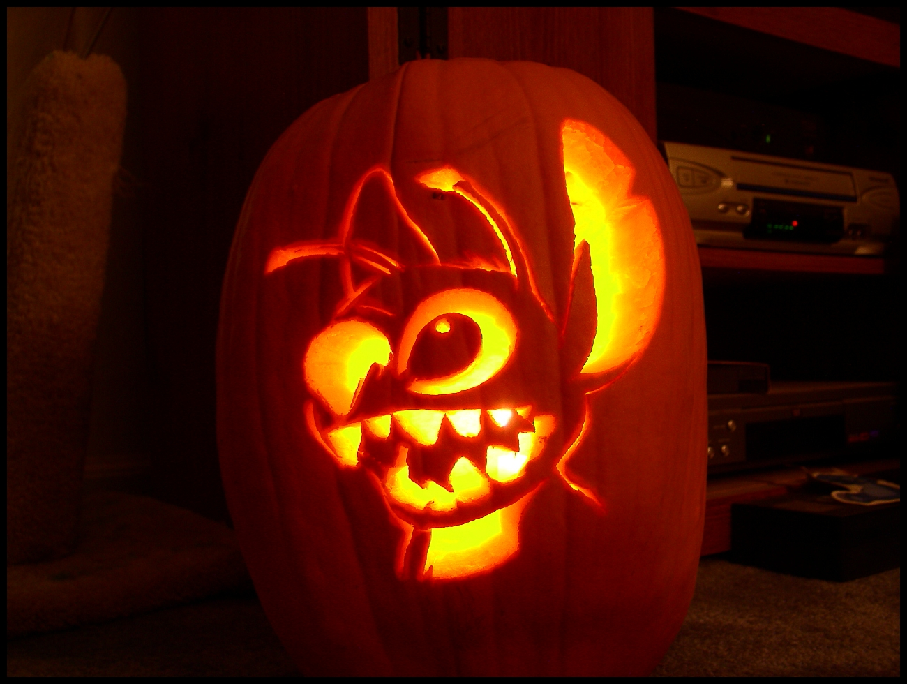 cool pumpkin carving ideas | twuzzer