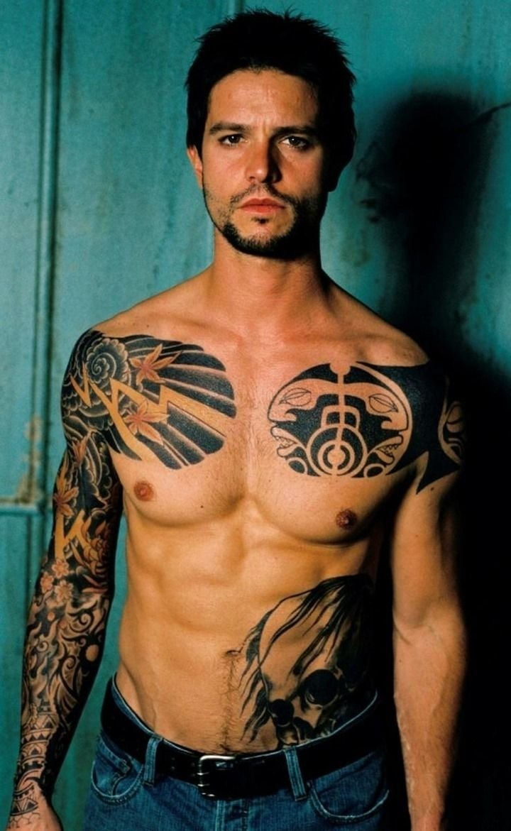 10 Nice Cool Tattoos Ideas For Men cool tattoos for men jason behr tattoo and tattoo 2021