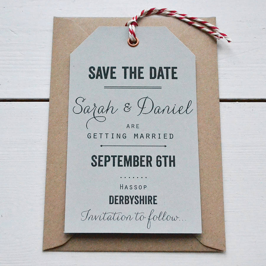 cool wedding save the dates | wedding ideas