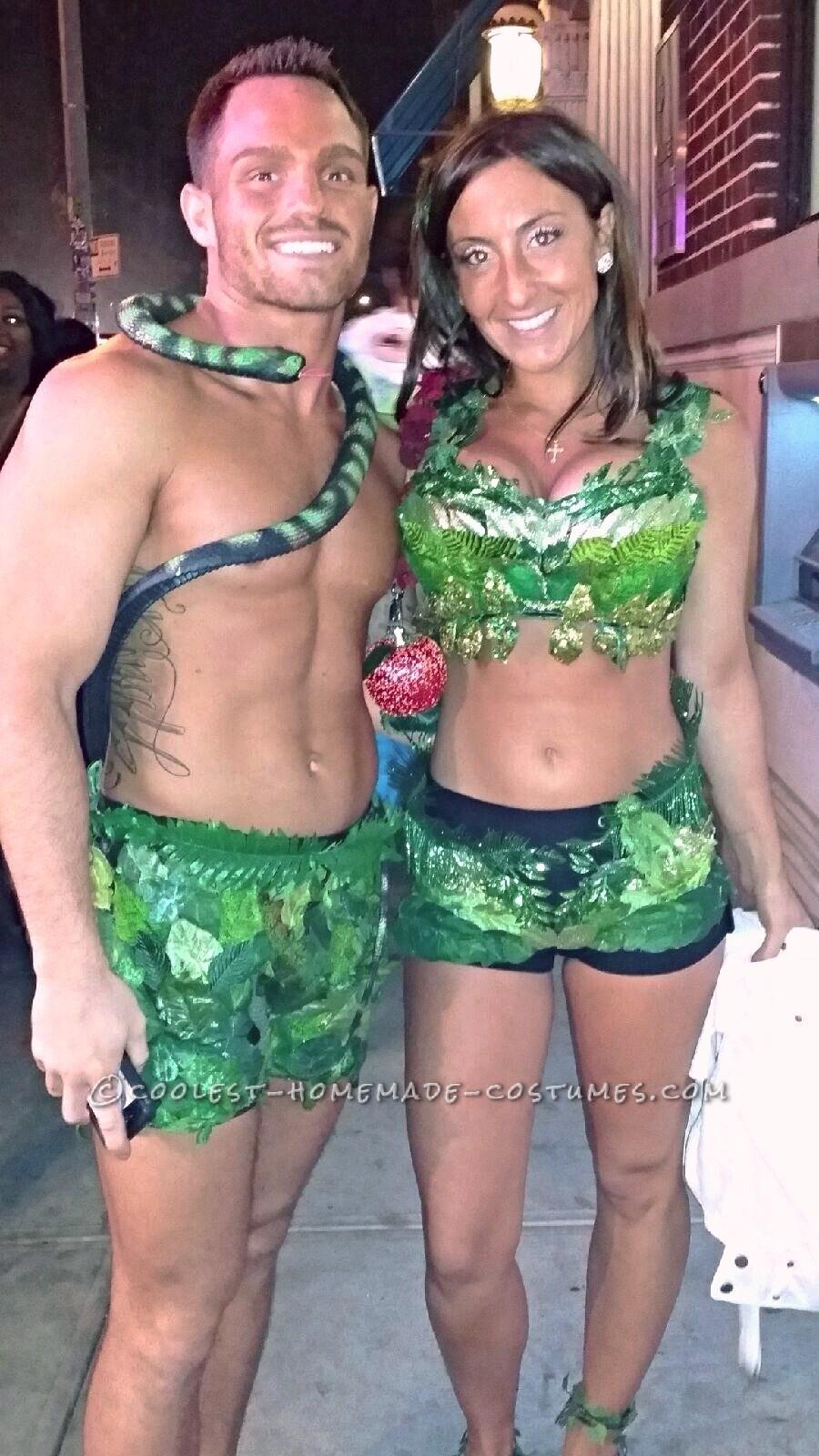 10 Fabulous Adam And Eve Costume Ideas %name 2020