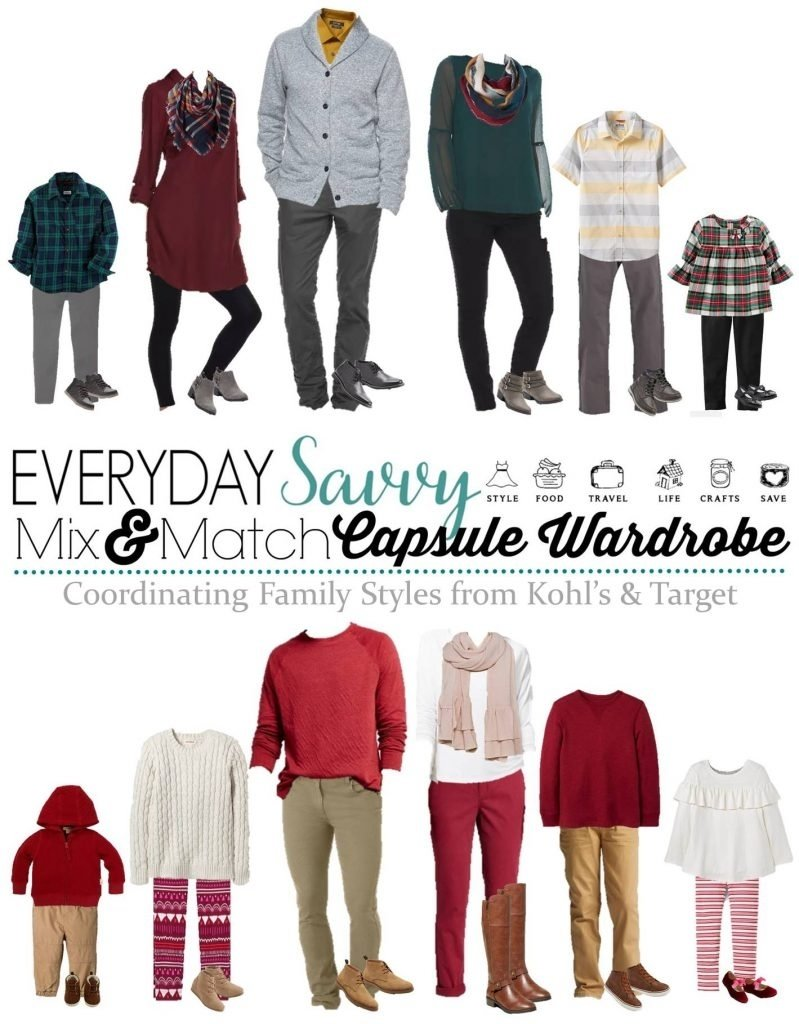 10 Perfect Ideas For Family Pictures Outfits coordinating family photo outfit ideas holiday outfits 11 2020