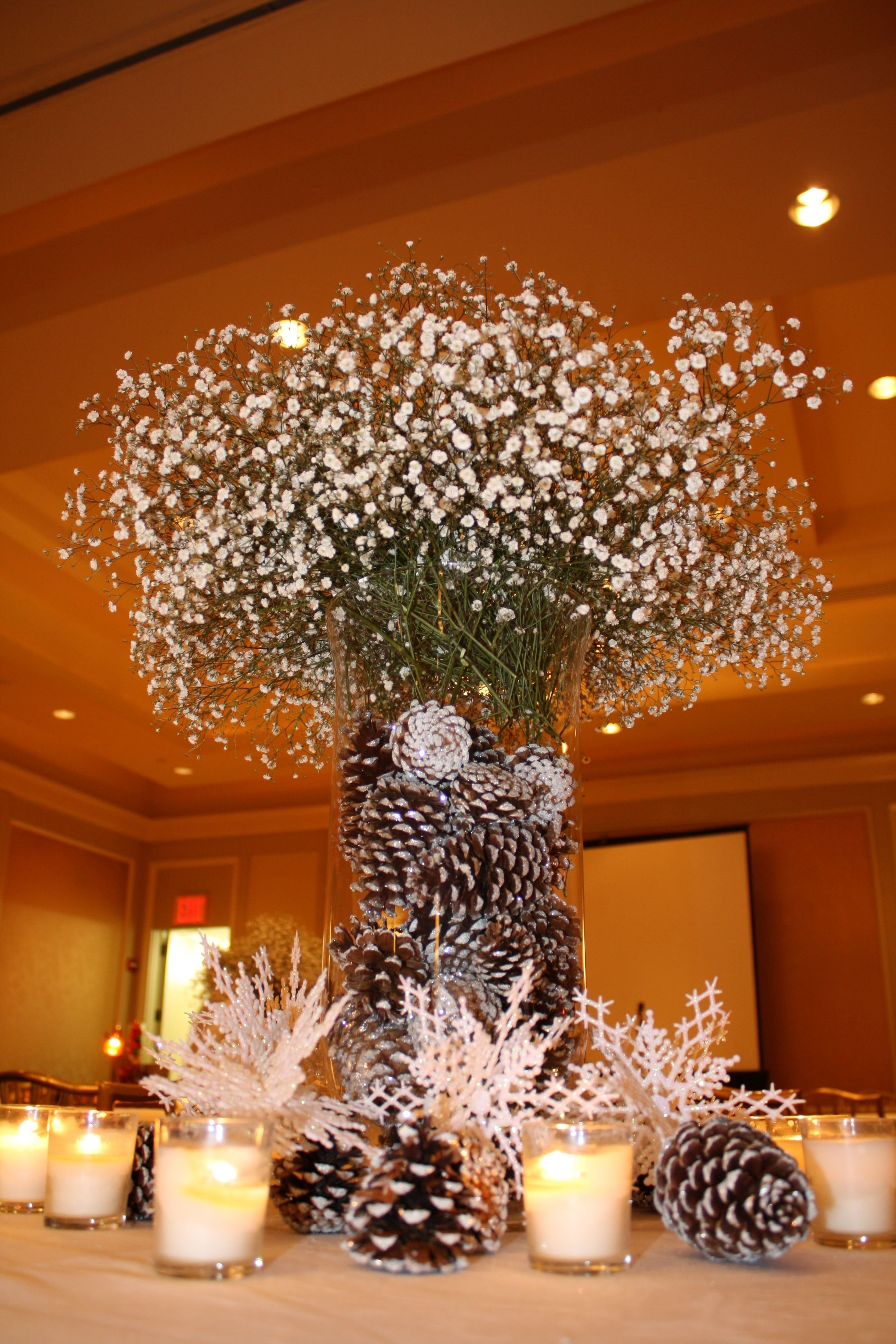 10 Lovely Ideas For Company Christmas Parties corporate holiday party centerpiece socialtables event 2 2020