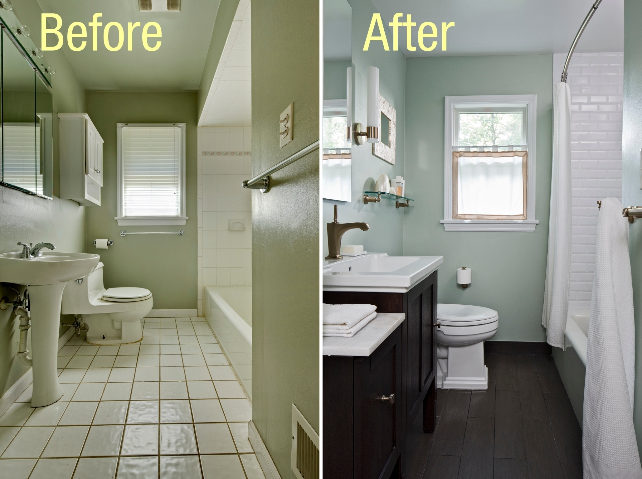 Perfect Low Cost Bathroom Remodel Ideas - Low cost bathroom remodel
