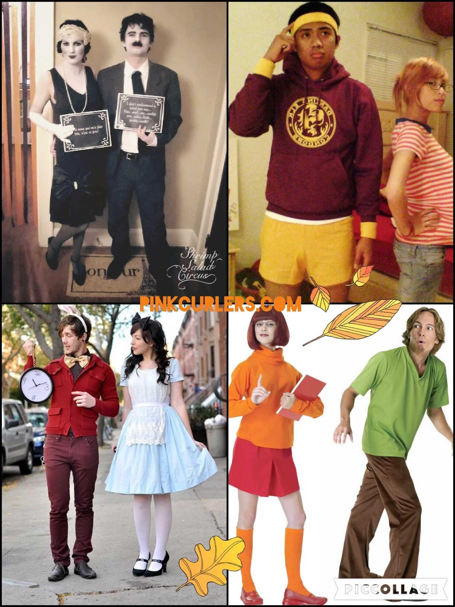 10 Lovely Creative Costume Ideas For Couples %name 2020