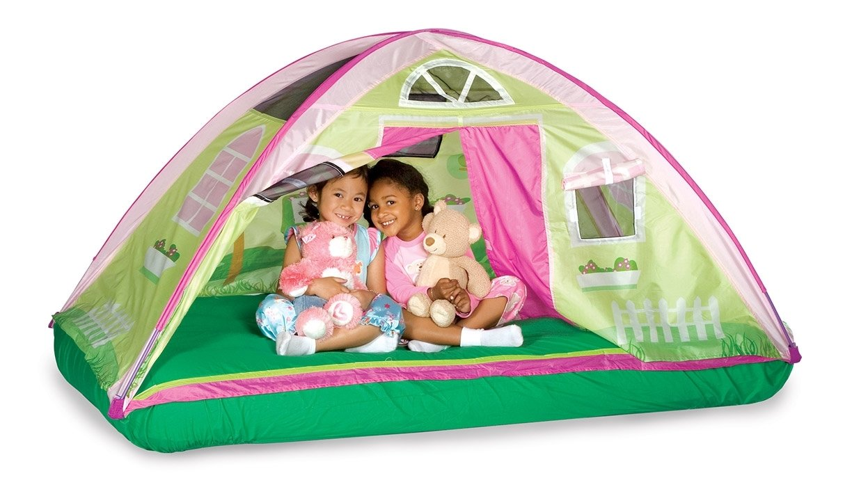 10 Fabulous 5 Year Old Girl Gift Ideas cottage bed tentpacific play tents ebeanstalk 1