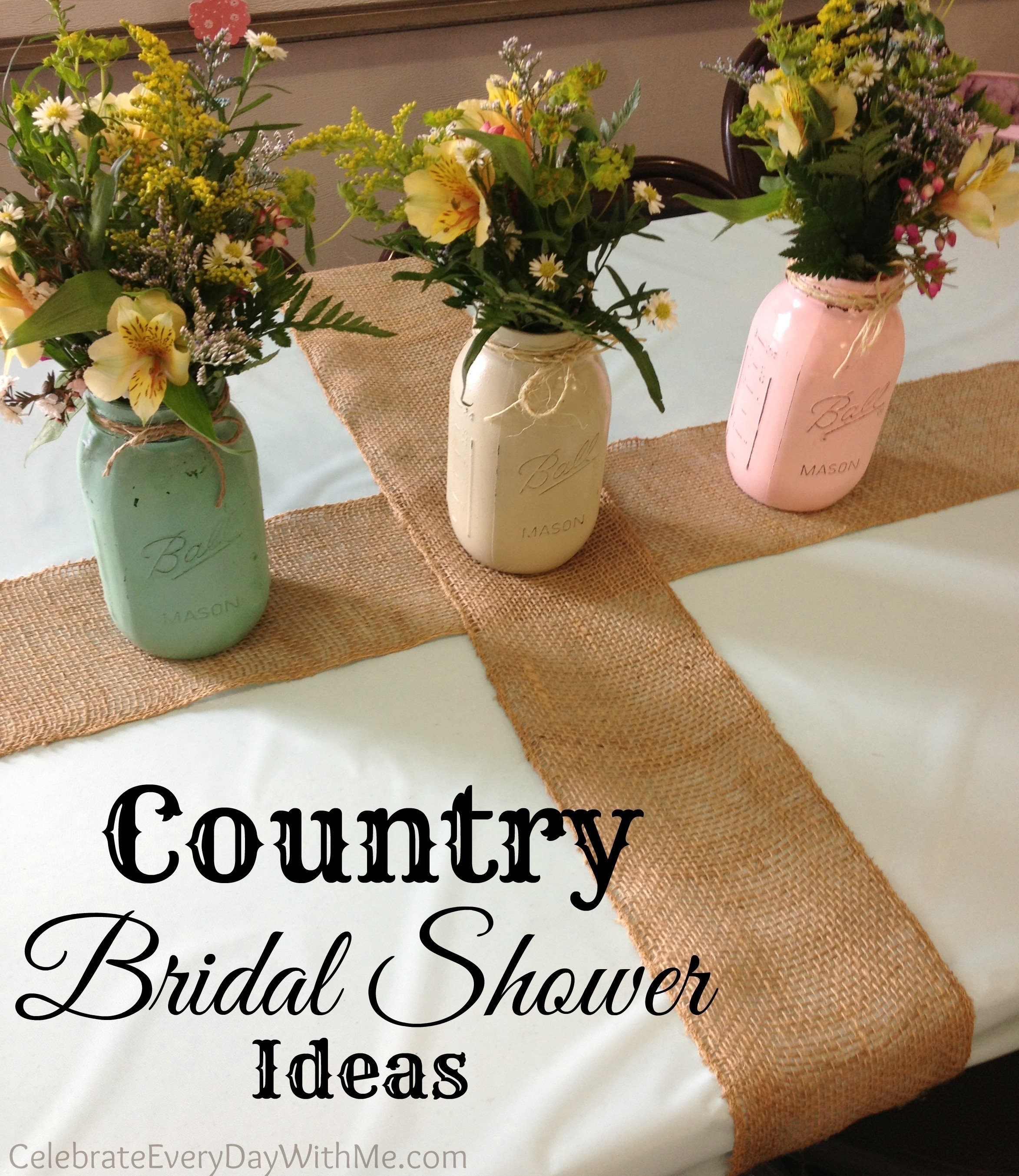 10 Unique Country Themed Baby Shower Ideas country bridal shower ideas celebrate every day with me 2 2021