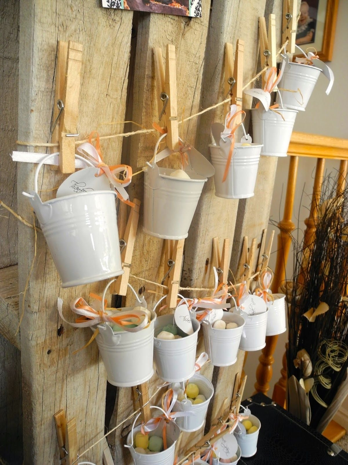 10 Fantastic Country Themed Bridal Shower Ideas