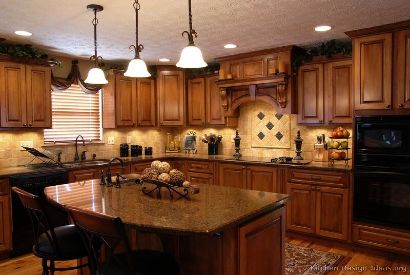 country kitchen decor themes - kitchen and decor
