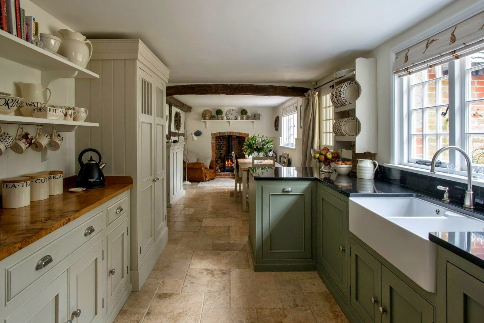 10 Fashionable French Country Kitchen Decorating Ideas country kitchen decorating ideas rustic kitchen decorating ideas 2020