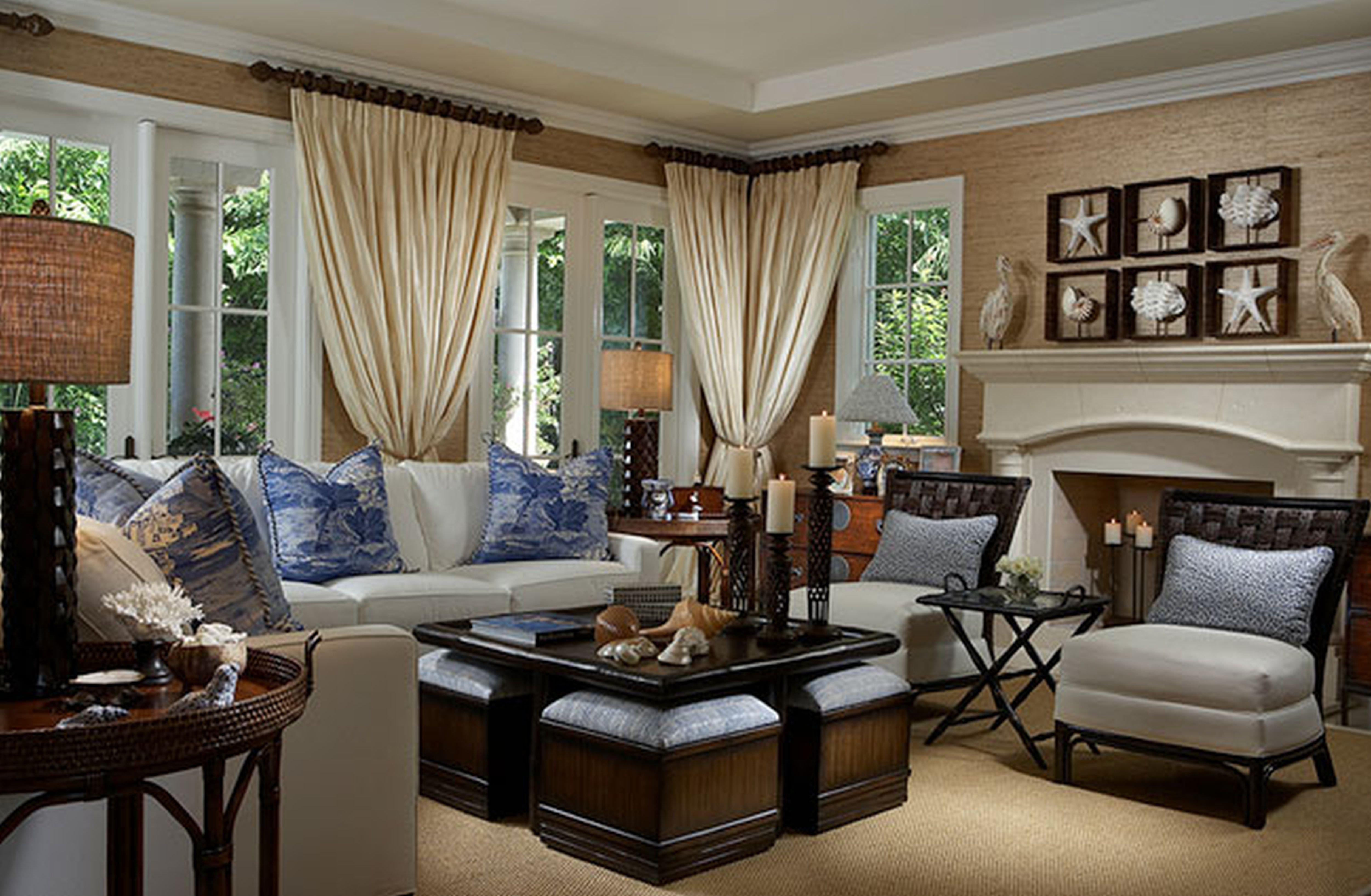 10 Fabulous Country Living Room Decorating Ideas country living room decorating ideas and with pretty images style 2020