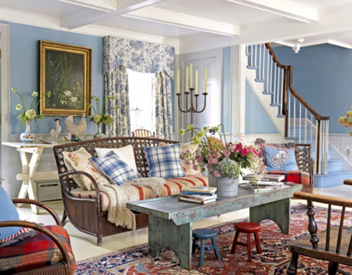 10 Fabulous Country Living Room Decorating Ideas country style decorating ideas for living rooms with country style 2020