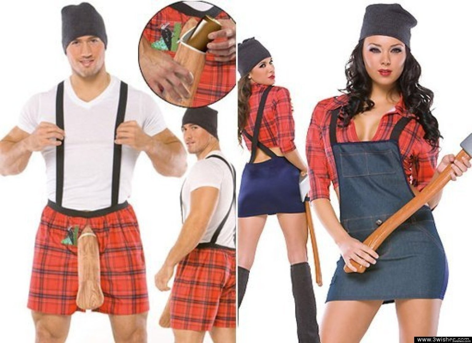 couples costumes: the most awkward couples halloween, funny costume