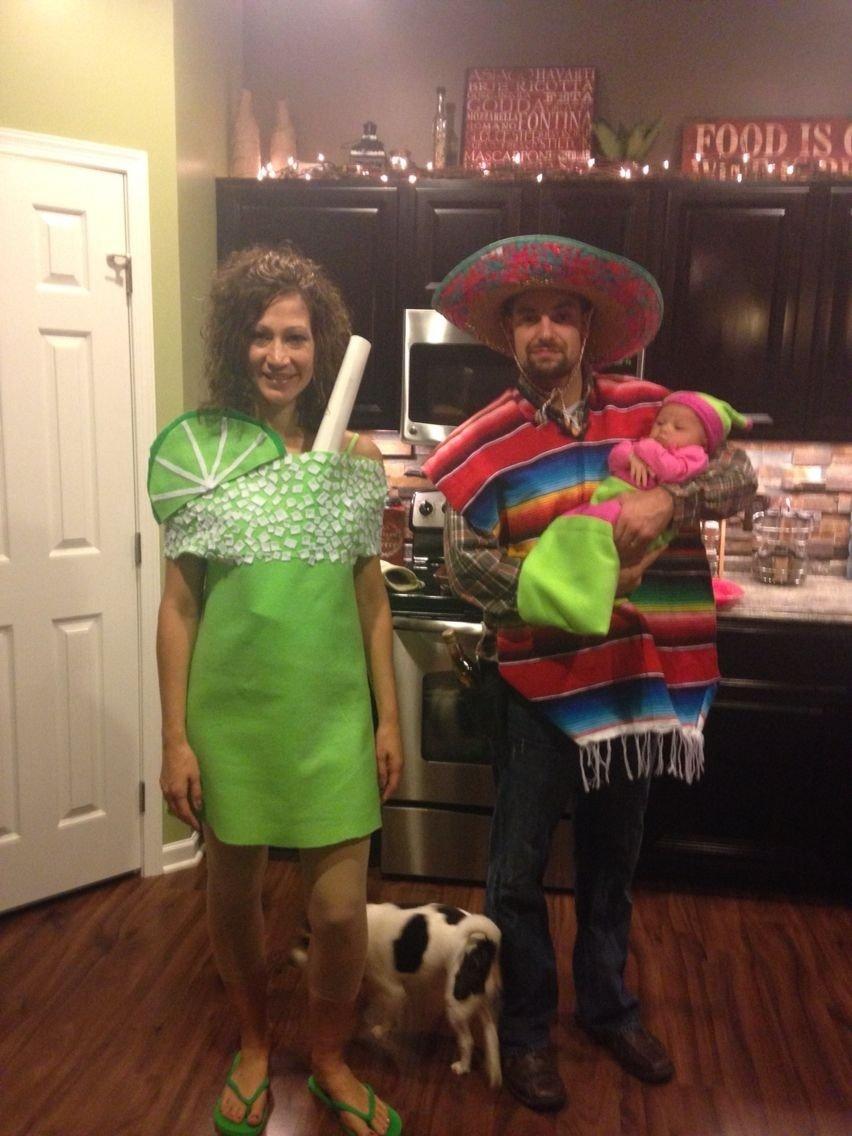 10 Famous Homemade Halloween Costume Ideas Couples couples halloween costume homemade halloween costume margarita 2020