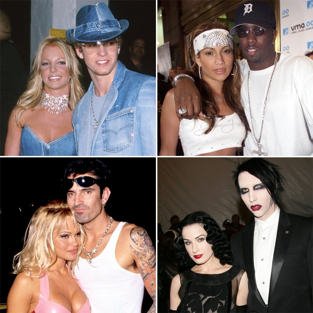 10 Fantastic Celebrity Couples Halloween Costume Ideas couples halloween costumes inspiredcelebrities popsugar celebrity 2 2021