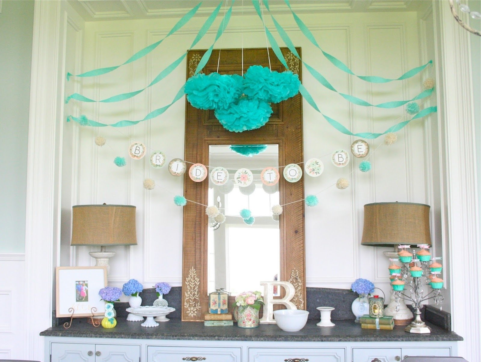 couples wedding shower decorations ideas best of gorgeous homemade