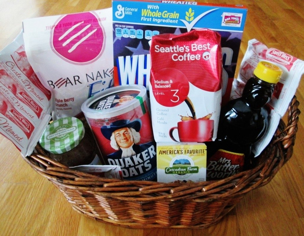 10 Lovable Family Christmas Gift Basket Ideas couponing for christmas create themed gift baskets using items 2020