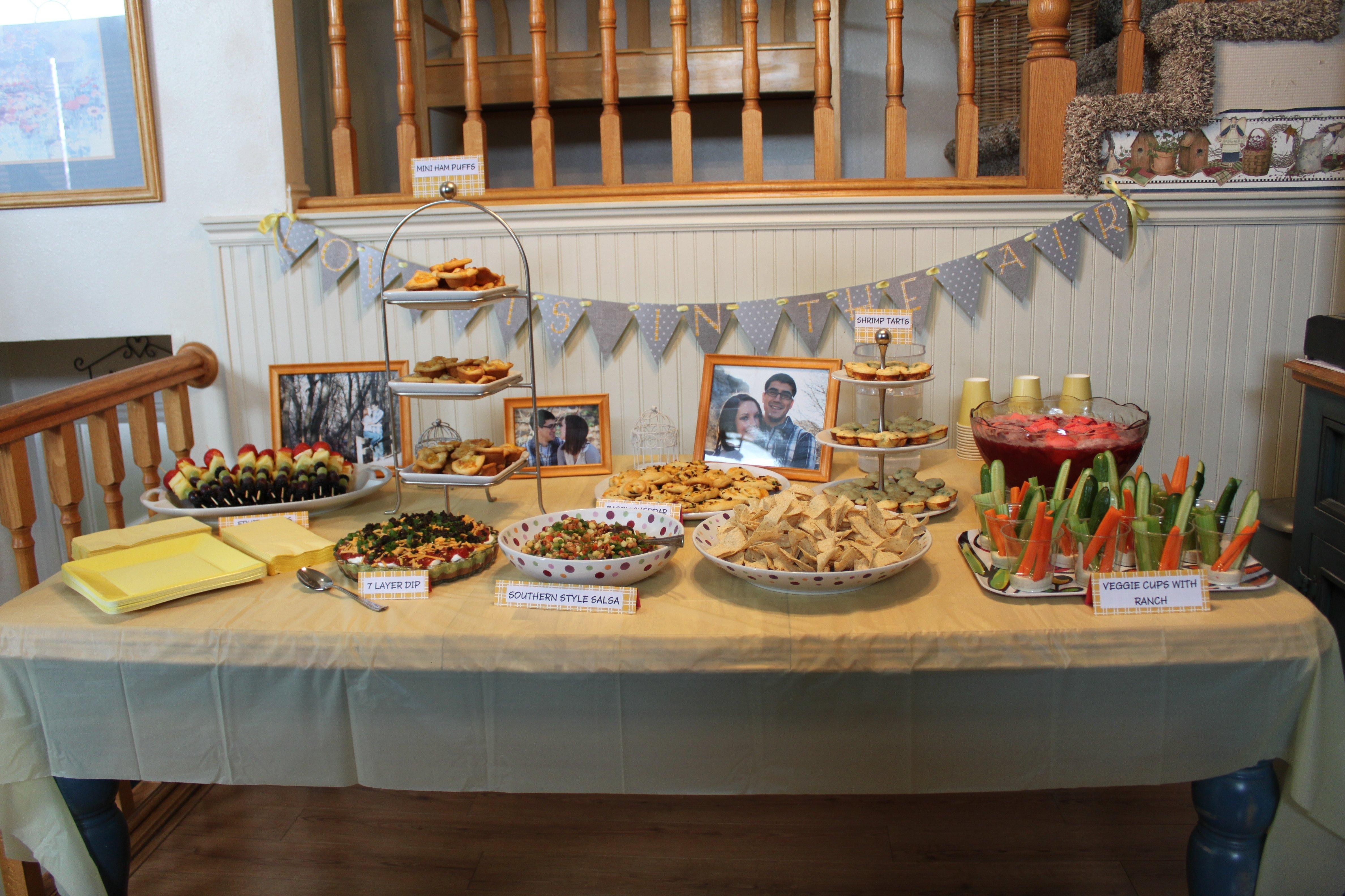 10 Cute Creative Bridal Shower Food Ideas courtneys bridal shower food pennys food blog 1 2020